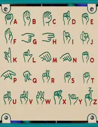 Baby Sign Language Sign Language