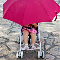 Stroller Pushchair Jogging Stroller