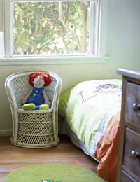 Adapting A Nursery For A Toddler
